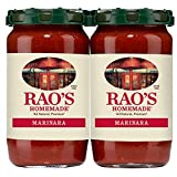 Bring home the famous taste of Rao's Homemade Marinara Sauce We slow cook sweet Italian plum tomatoes with fresh ingredients to create this classic sauce All Natural, Premium Made with Italian Tomatoes Simmered in small batched