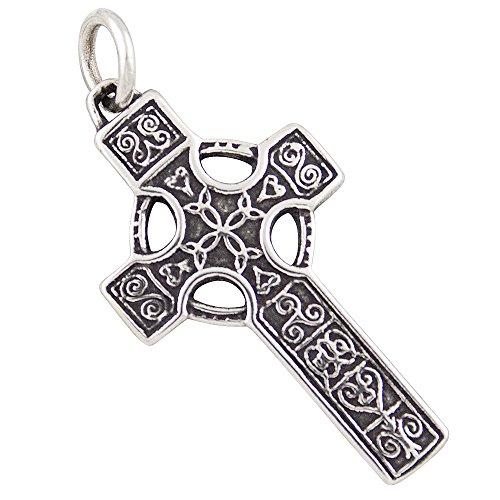 AFP Anhänger Keltisches Kreuz 925 Sterling Silber AS-336