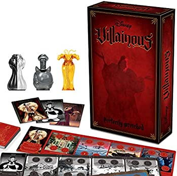 Ravensburger Disney Villainous: Perfectly Wretched Strategy Board Game