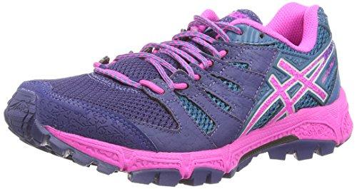 ASICS Gel-FujiAttack 4 - Zapatillas de Correr en montaña para Mujer