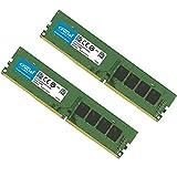Crucial デスクトップメモリ PC4-21300(DDR4-2666) 32GB(16GBx2枚) UDIMM CT16G4DFS8266【永久保証】 [並行輸入品]