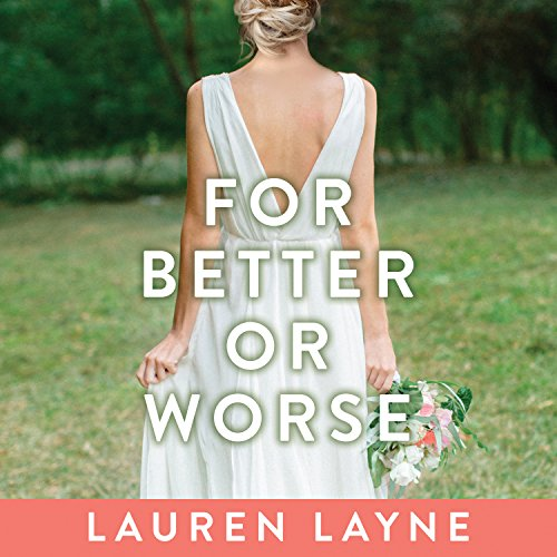 For Better or for Worse audiobook cover art