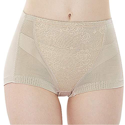 Yumso Women Slip Body Shaping Pantalon Shape Body Lifting Corps Coupe Slim Soutien Gorge Culotte dentelleculotte Simili Cuir