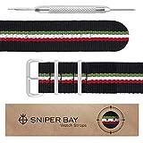 Immagine 1 sniper bay unisex nylon nato