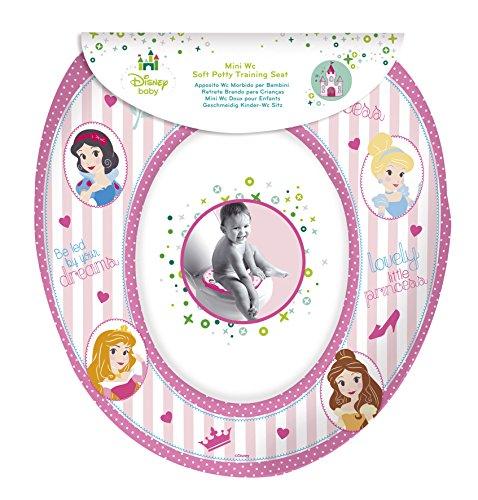 Abattant WC booster- Disney Princesse pour bébé