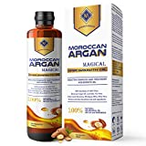 MOUNTAINOR Moroccan Argan Hair Oil Multipurpose Magical Hair Growth Oil with Pure 14