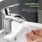 Wasserfall Waschtischarmatur - 3