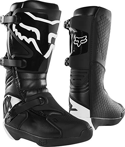 Fox Racing Mens COMP Motocross Boot,Black 2,12