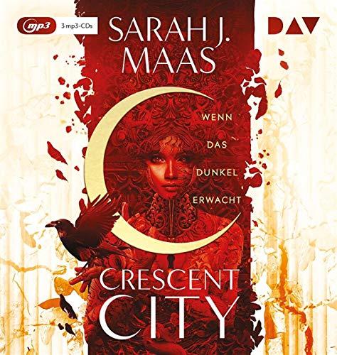 Crescent City – Teil 1: Wenn das Dunkel erwacht: Ungekürzte Lesung mit Anne Düe (3 mp3-CDs) (Crescent City-Reihe)