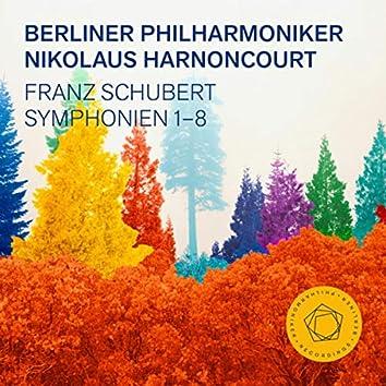 Schubert: Symphonies 1-8