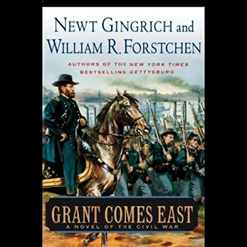 Grant Comes East audiobook cover art