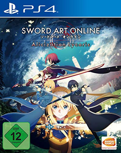 Sword Art Online Alicization Lycoris - [PlayStation 4]