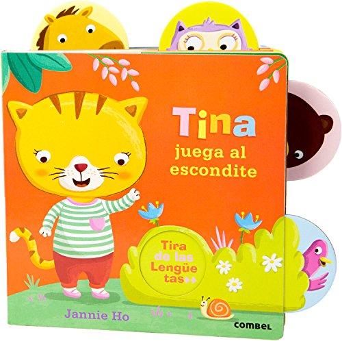 TINA JUEGA AL ESCONDITE (Pequeñas sorpresas)