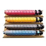 Sostituzione della cartuccia del toner compatibile per Ricoh MP C2004Exsp C2004SP C2504 C2504SP Stampante Forniture educative Forniture per la mastino della stampant combination