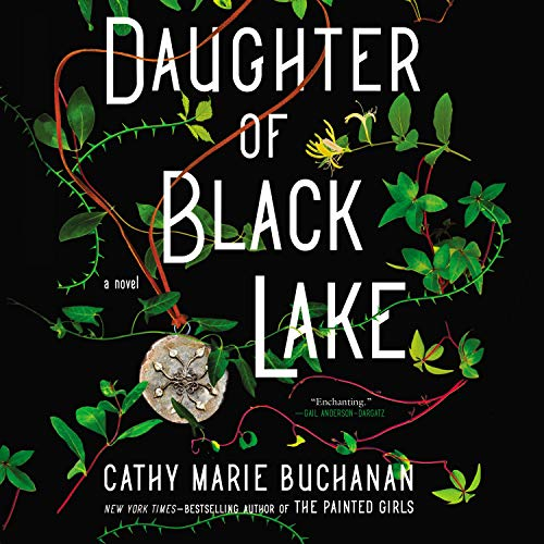 Daughter of Black Lake cover art