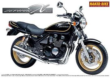 Kawasaki  750RS ZII SUPER CUSTOM motorcycle AOSHIMA 1//12 plastic model kit 41789