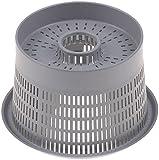 Colged Filtro redondo para lavavajillas ONYX-40, SILVER-40, BETA-240, BETA-235 para aspiración y desagüe ø 112 mm altura 68 mm ø 88 mm EP exterior