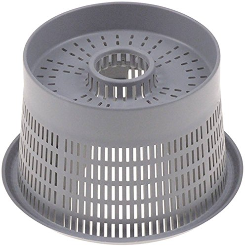 Elettrobar - Filtro redondo para lavavajillas Colged ONYX-40, SILVER-40, BETA-240, BETA-235 para aspiración y desagüe (diámetro 112 mm, altura 68 mm, diámetro 88 mm)