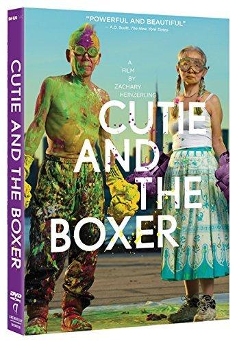 Cutie & The Boxer [DVD] [2013] [Region 1] [US Import] [NTSC]