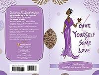 2021 アフリカ系アメリカ人のウィークリープランナー、Color Give Yourself Some Love (IP27)