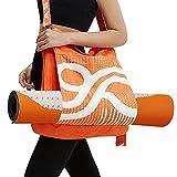 BAD TASTE - Yoga mat bag yoga bag, yoga bag for women, yoga mat bags, large yoga mat bag,   Gym Bag, womens gym bag, sports bag, workout bag tote bag, tote bag aesthetic, large tote bags for women Red