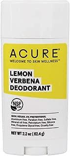 Acure Lemon Verbena Deodorant Stick, 63.78 g