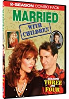 Married With Children: Season 3 & 4 [DVD] [Import]