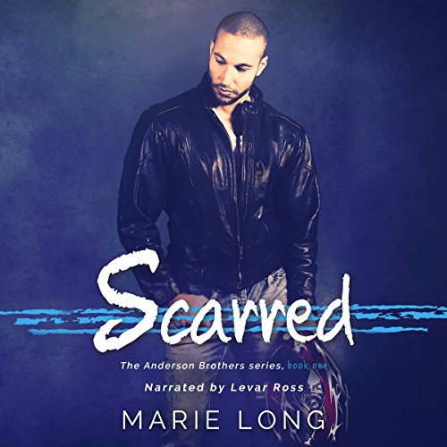 Couverture de Scarred
