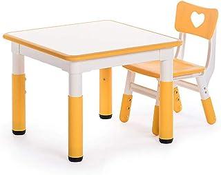 Maison Enfants PLASTIQUE Dur Table Chaises Intérieur ...