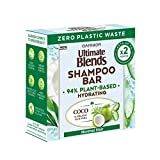Garnier Ultimate Blends Coconut Hydrating Shampoo Bar with Aloe Vera for Normal Hair, 60 g