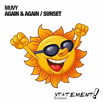 Again & Again / Sunset