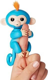 monkey with orange hair