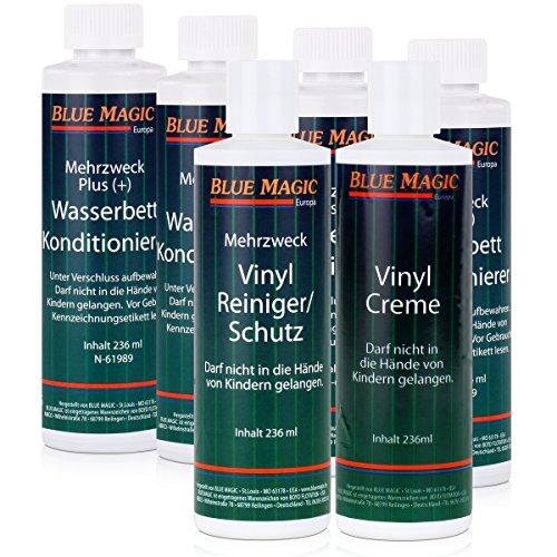 Blue Magic 4X Conditioner 236 ml + 1x Vinylreiniger + 1x Creme 4X Conditioner 236 ml + 1x Vinylreiniger + 1x Creme