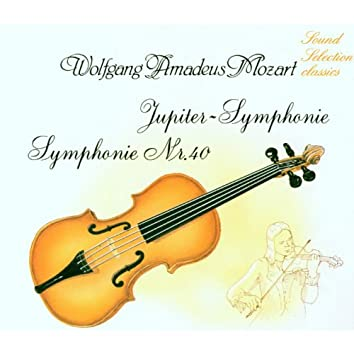 Mozart: Jupiter-Symphonie, Symphonie Nr. 40