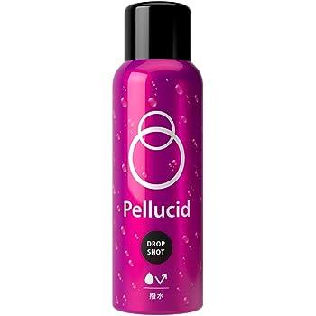 ペルシード(Pellucid) ガラスコーティング剤 撥水タイプ スプレーして拭くだけ ドロップショット PCD-23