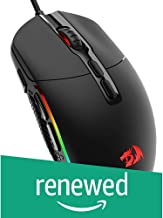 (Renewed) Redragon Invader M719 Wired USB Gaming Mouse-10000 DPI (Black)