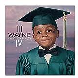 LIUXR Poster und Drucke Lil Wayne Weezy Tha Carter Rap