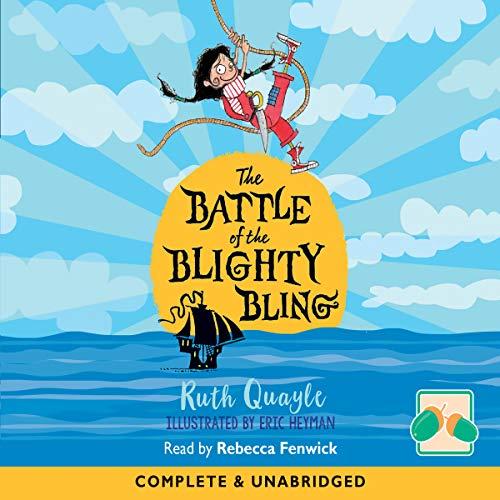 『The Battle of Blighty Bling』のカバーアート