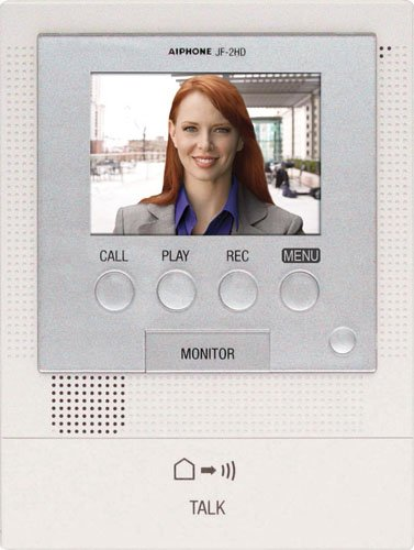 Aiphone JF-2HD Sub-Master Station for JF Series Audio/Video Intercom System Color Sub Master Station