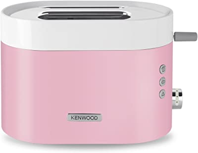 Kenwood kSense, 2 Slice Toaster, TCM400PK, Drizzled Pink