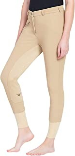 TuffRider Ladies Ribb Lowrise Full Seat Breeches