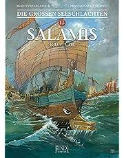 Die Großen Seeschlachten / Salamis 480 v.Chr.: 13