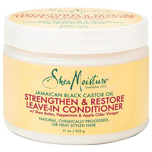 Shea moisture jamaican black castor oil leave-in conditioner 312g/11oz