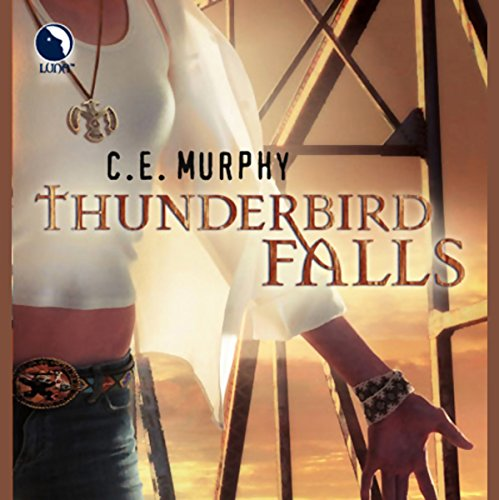 Thunderbird Falls audiobook cover art
