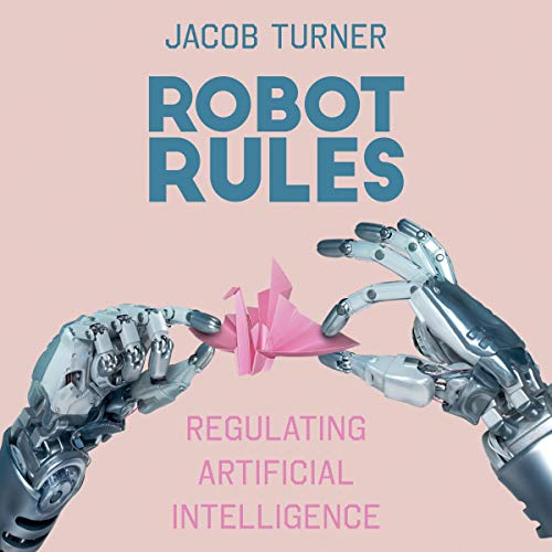 Robot Rules cover art