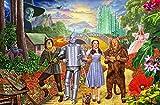 El mago de Oz Jigsaw Puzzle 1000 piezas de madera juego de arte para adultos y adolescentes