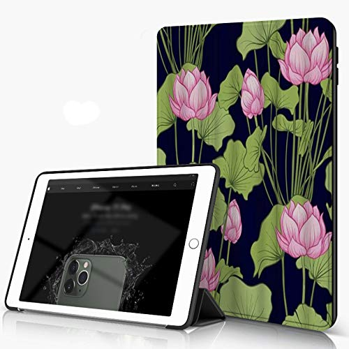 Case for iPad 10.2 Inch, iPad 7./8. Generation shell Looking Short Haired Chihuahua Canine Sitting Cute Animals Wildlife Adorable, Slim Lightweight Stand Protective Case for iPadr,Auto Wake/Sleep