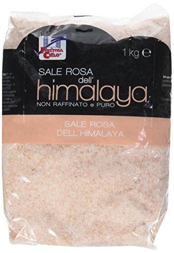 LA FINESTRA SUL CIELO®- SALE ROSA DELL'HIMALAYA FINO 1000g