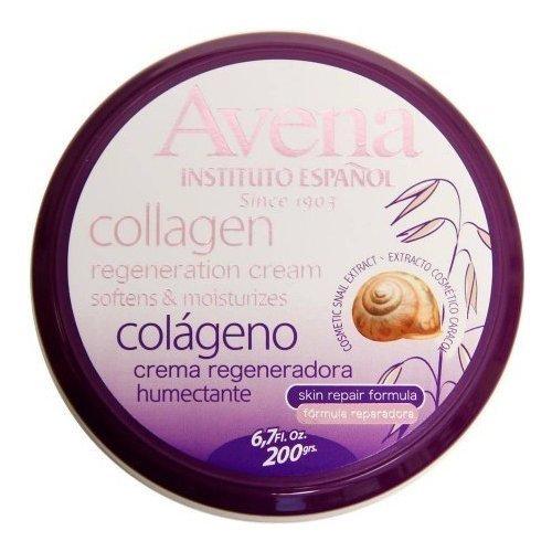 Avena Collagen Regeneration Cream, 6.7oz. Per Jar