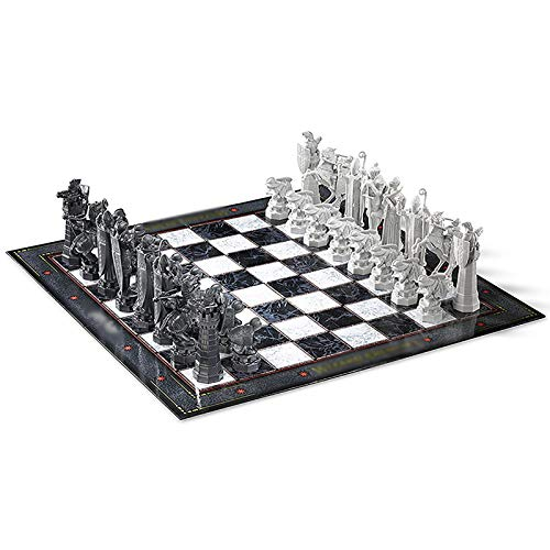 HYXQYYMY Witch Chess Set,Cardboard Game Chess Set,Classic Handmade,Leisure Toy Crafts HHH++++